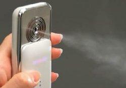 ハンディミスト アイミー - 携帯美顔器